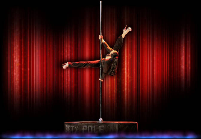 numero de pole dance - bety pole
