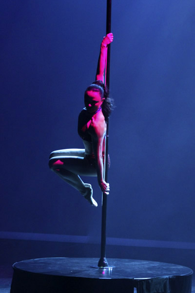 pole dance bussy saint georges