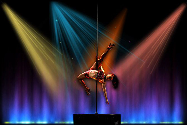 cours de pole dance 77